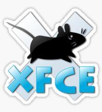XFCE LOGO Sticker