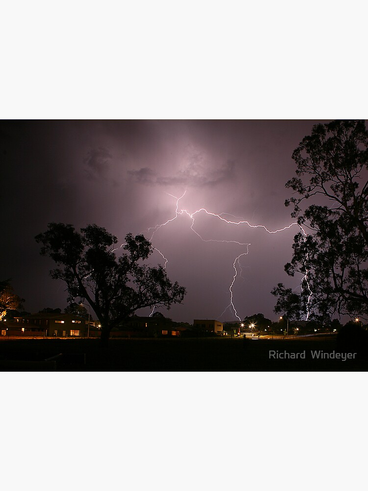 Lightning by RICHARDW