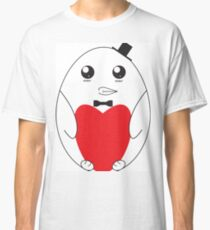 Adorable Love Penguin Classic T-Shirt