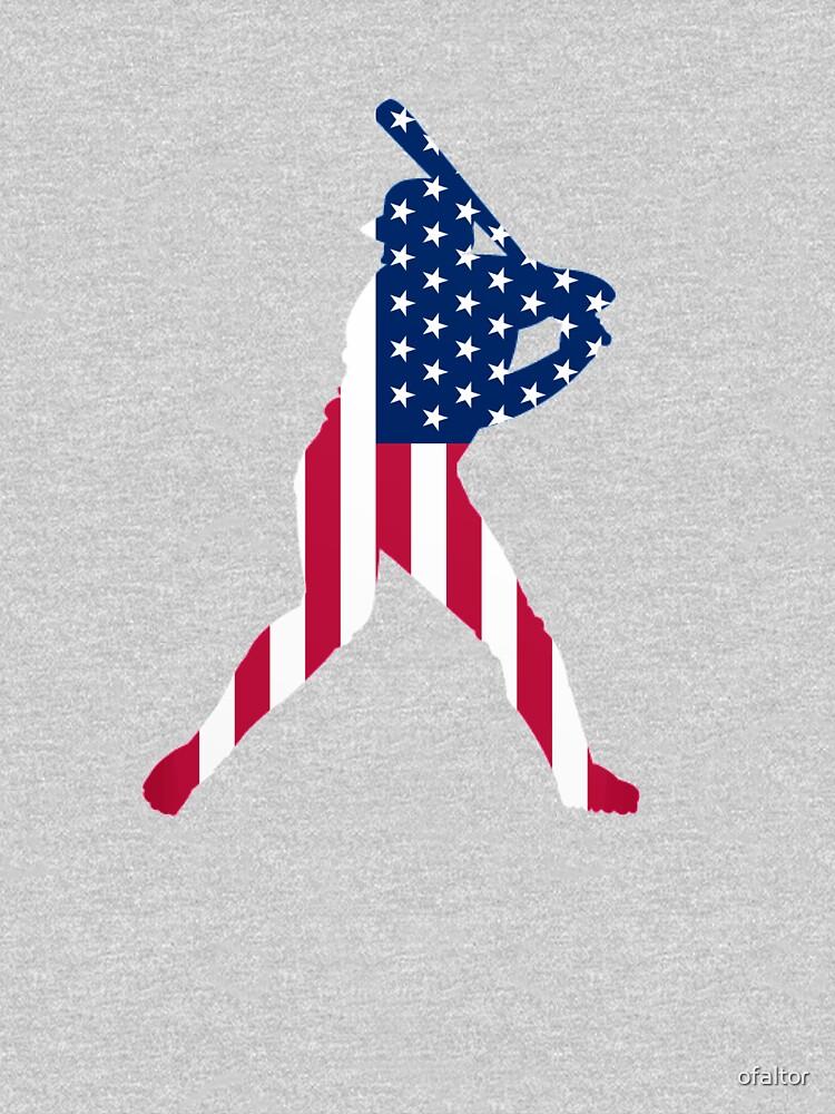 USA is baseball. by ofaltor
