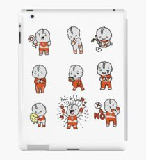 ULTRAMAN KAWAII SET iPad Case/Skin