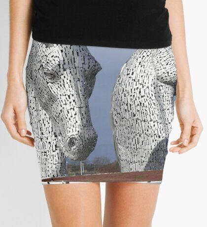 The Kelpies March 2017 Mini Skirt