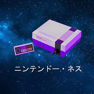 Nintendo NES de Silver-Diamond