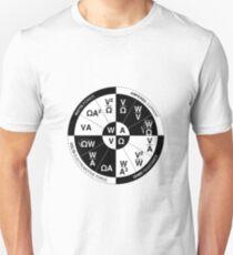 Ohm's Wheel Of Power T-Shirt