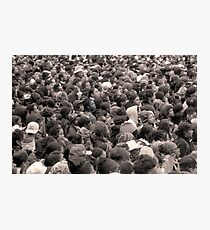One in a Million The Million Woman March Philadelphia Pa. 1996 Photographic Print
