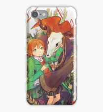 Ancient Magus' Bride iPhone Case/Skin
