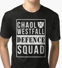 Chaol Westfall Defence Squad Tri-blend T-Shirt