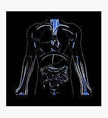 Android Anatomy Photographic Print