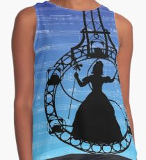 Wicked The Musical No One Mourns The Wicked Score Contrast Tank