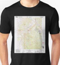 USGS TOPO Map Colorado CO Shield Mountain 234410 2000 24000 T-Shirt