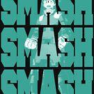 Smash Smash Smash - Midoriya Ikuzu by DarksStars