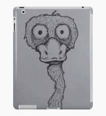 Confused Duck iPad Case/Skin