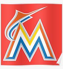 Miami Marlins Poster