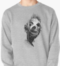 Making marks and coercing emotions iii Pullover