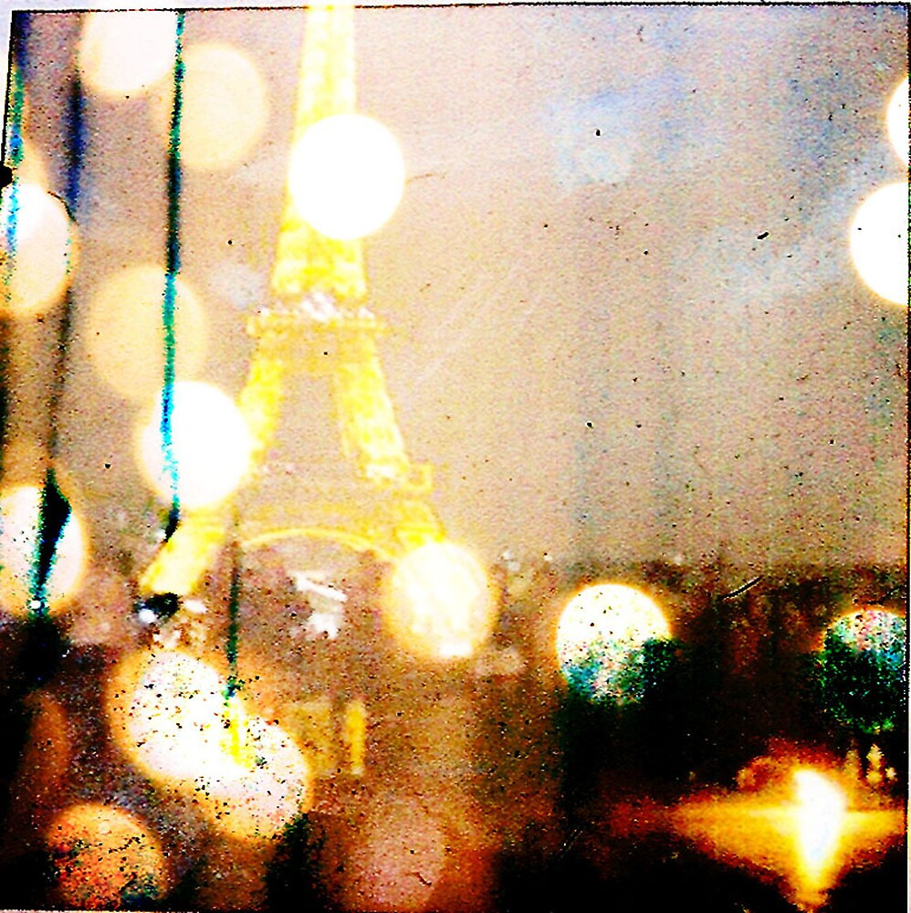 lights of paris by Morgan Kendall