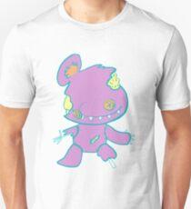Zombie Teddy Unisex T-Shirt