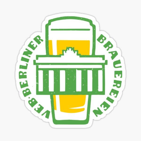 Berliner Brauereien Sticker