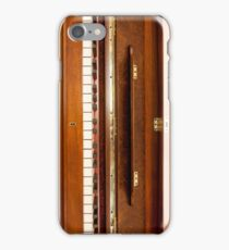 The Good Old Piano iPhone Case/Skin