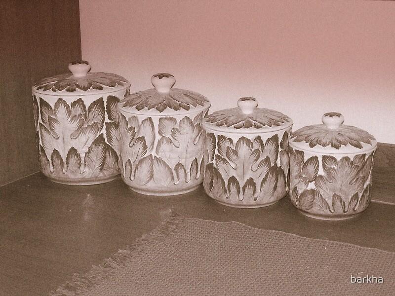 Jars by barkha