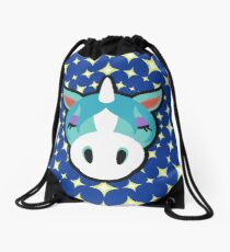 JULIAN ANIMAL CROSSING Drawstring Bag