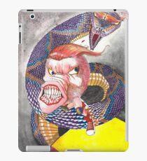 Survive the Coil - Qbert Series #1 iPad Case/Skin