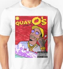 QuavO's Cereal (RED) Unisex T-Shirt