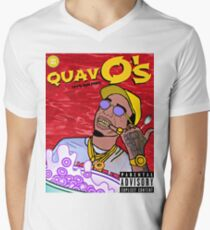QuavO's Cereal (RED) T-Shirt