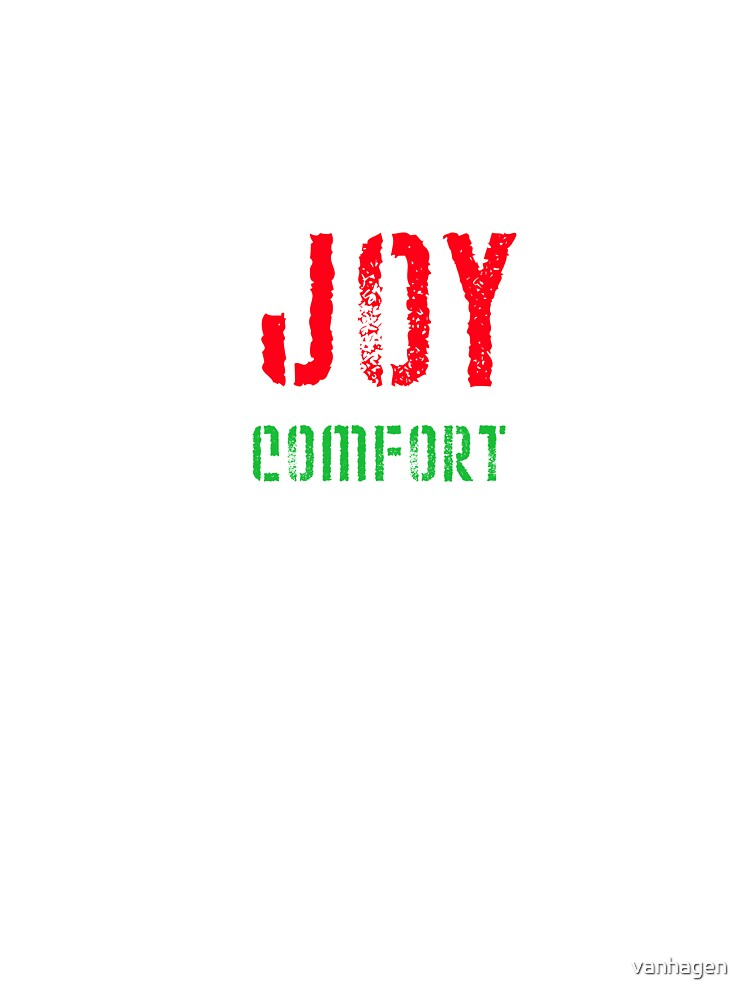 joy by vanhagen