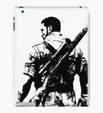 Weathered Karl Fairburne Sniper Elite 3 iPad Case/Skin