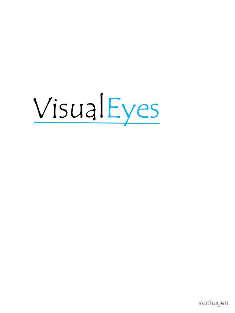 visualize by vanhagen