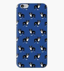 Boston Terrier dog breed pet friendly pattern simple basic dog lover gifts by PetFriendly iPhone Case