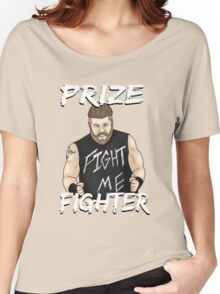 The Prizefighter Women's Relaxed Fit T-Shirt