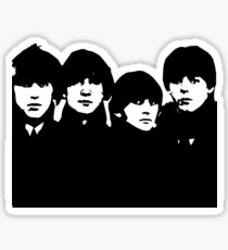 Beatles for Sale Sticker