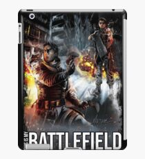 THIS IS MY BATTLEFIELD  iPad Case/Skin