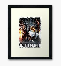 THIS IS MY BATTLEFIELD  Framed Print