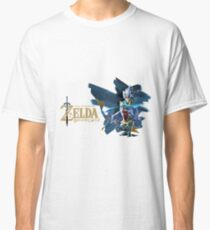 the legend of Zelda Breath of the wild Classic T-Shirt