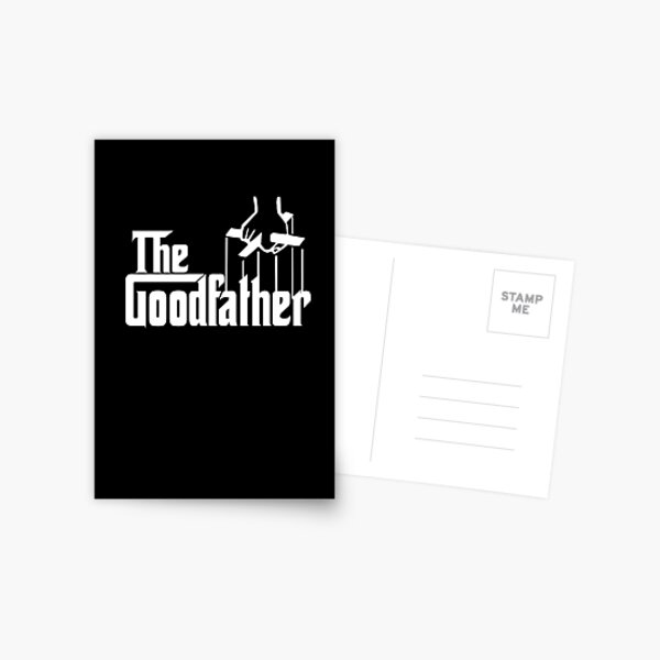 The Goodfather Postcard