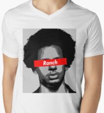 Eric Andre Ranch Men's V-Neck T-Shirt