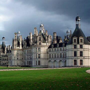 Château de Chambord by kuntaldaftary