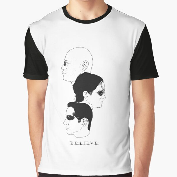 Ready to Believe? Graphic T-Shirt