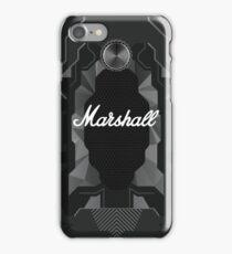 Marshall amp case iPhone Case/Skin