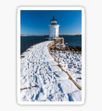 Portland Breakwater Light, Maine Sticker