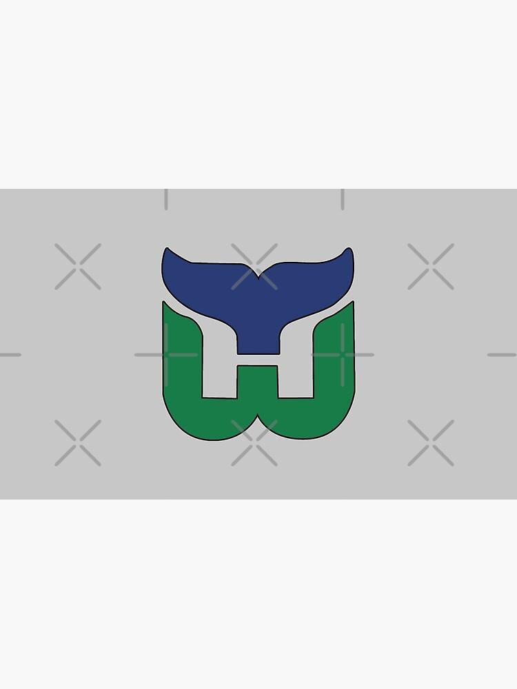 Hartford Whalers CT Logotipo de AnnabelsBelongs