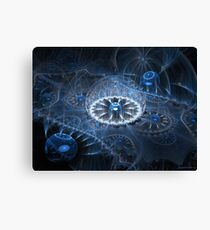 Water World Canvas Print