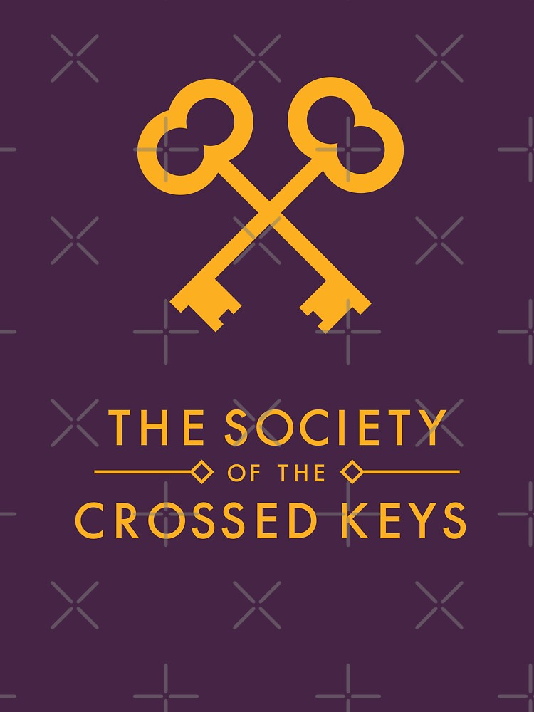The Society of the Crossed Keys | Unisex T-Shirt