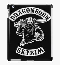 Dragonborn (K) iPad Case/Skin