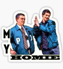 Peralta & Boyle Sticker