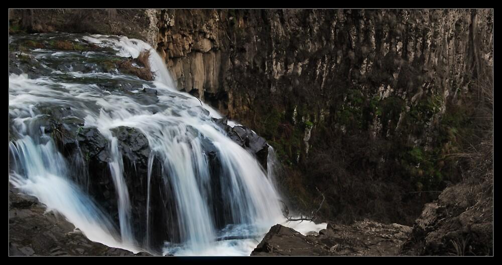 Trentham Falls by Grant McCall