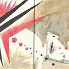 Sketchbook Jak, 34-35 by AnnaAsche
