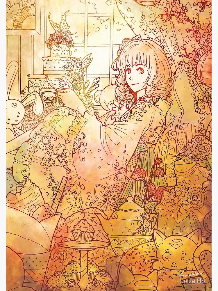 Le printemps - Spring by teapotsandhats